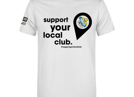 #SupportYourLocalClub