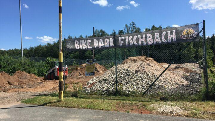 Update KW28: Mountainbike bzw. BMX Strecke in der Entstehung!!