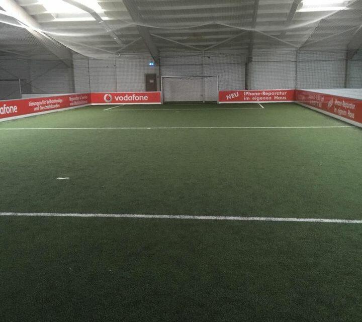 +++ Ein Soccer Court für Fischbach +++